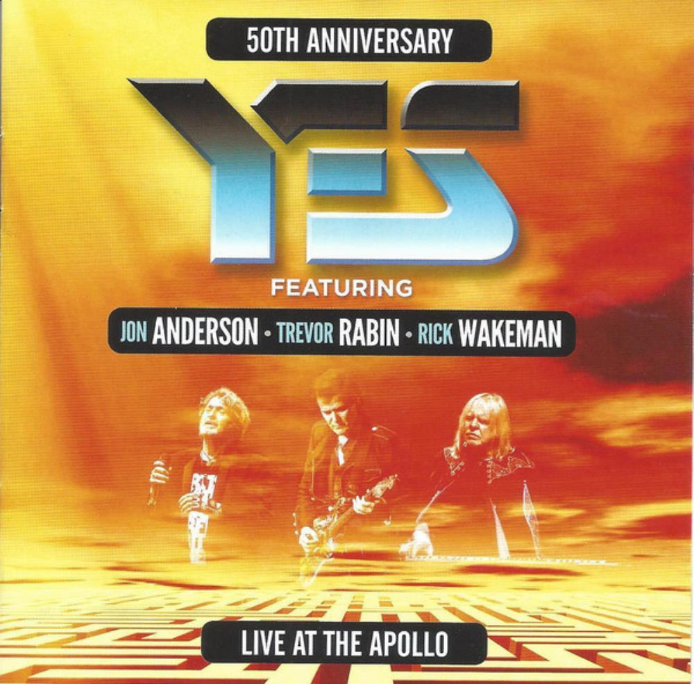 Yes Featuring ARW: Live at the Apollo